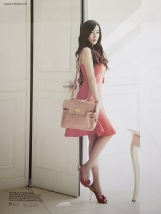 Tiffany Hwang SNSD Girls' Generation - Vogue Girl Magazine March Issue 2014 (5)