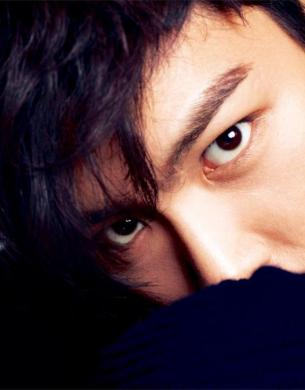 TOP (Big Bang) - High Cut Japan (October 2014) (14)
