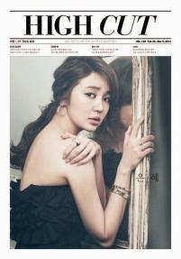 Yoon Eun Hye Seo Kang Joon High Cut Magazine Vol. 120 (2)