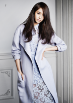 Yoona SNSD Girls' Generation - J Look Magazine March Issue 2014 (2)