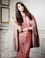 Yoona SNSD Girls' Generation - J Look Magazine March Issue 2014 (4)