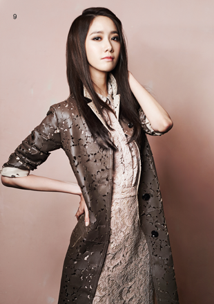 Yoona SNSD Girls' Generation - J Look Magazine March Issue 2014 (9)