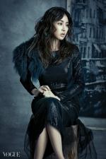 Kang Sora - Vogue Korea (Diciembre 2014) (3)