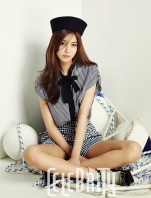Sooyoung (SNSD) -The Celebrity Magazine June 2014 (4)